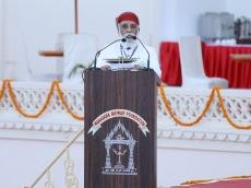 Shriji Arvind Singh Mewar of Udaipur, Chairman and Managing Trustee of Maharana of Mewar Charitable Foundation, Udaipur