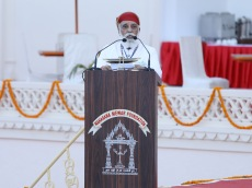 Shriji Arvind Singh Mewar of Udaipur, Chairman and Managing Trustee of Maharana of Mewar Charitable Foundation, Udaipur
