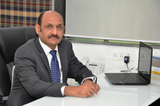 Mr. Kishan Lal Agrawal, Director, Worldwide Insurance Brokers Ltd.