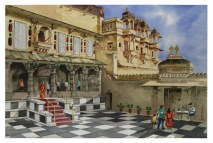 City Palace_Painting